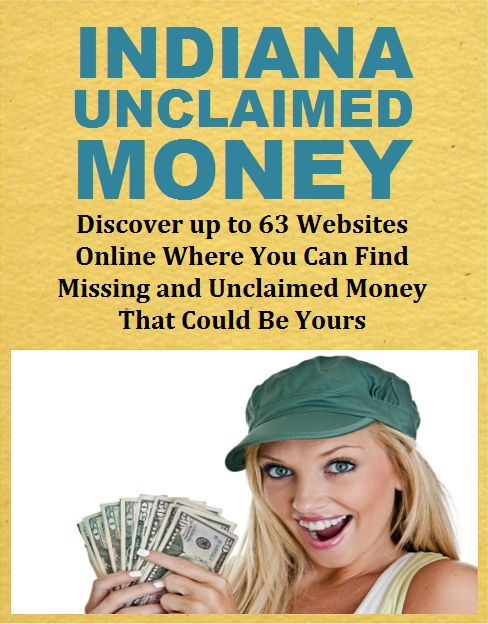 unclaimed money in indiana: