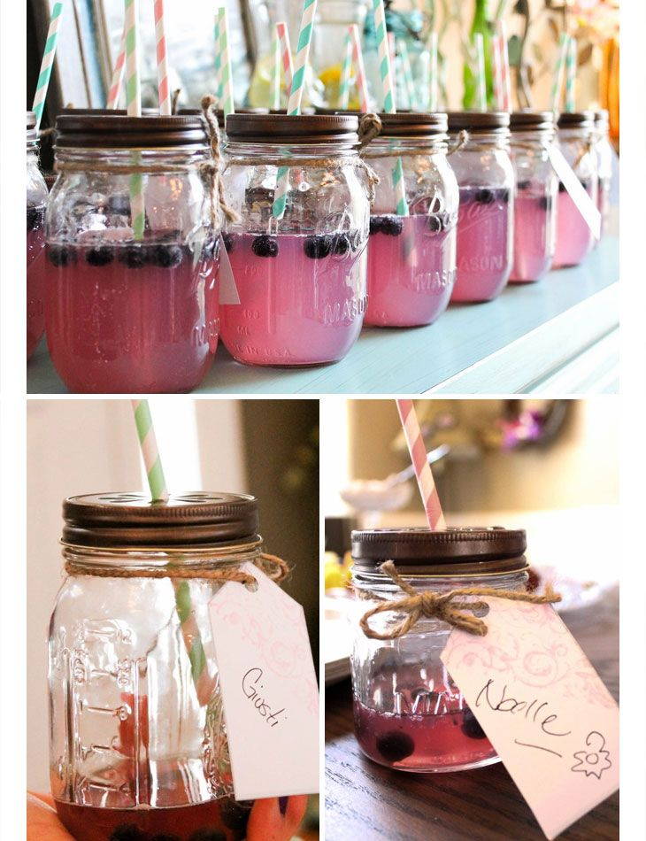 Baby Shower Ideas for Girls On a Budget | Baby Shower Food and Drinks ...