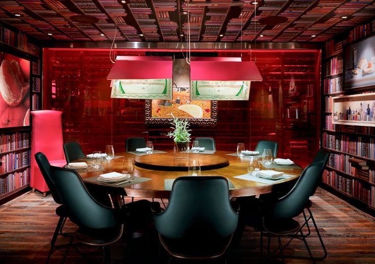 Las Vegas Restaurants With Private Dining Rooms : Jaleo Las Vegas (Private Room)  Restaurants I Ate @  Pinterest