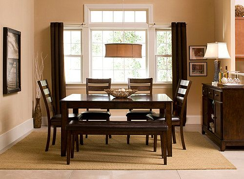 kona 6 pc dining set dining sets raymour and flanigan furniture