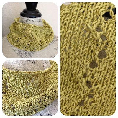 Captivating Cowl Free Knitting Pattern