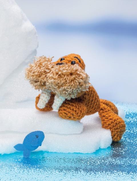 Crochet a Zoo! - Guest Post by Megan Kreiner   Jaybird Quilts