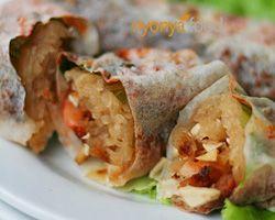 Popiah (Fresh Spring Rolls) | Favorite Asian Recipes | Pinterest