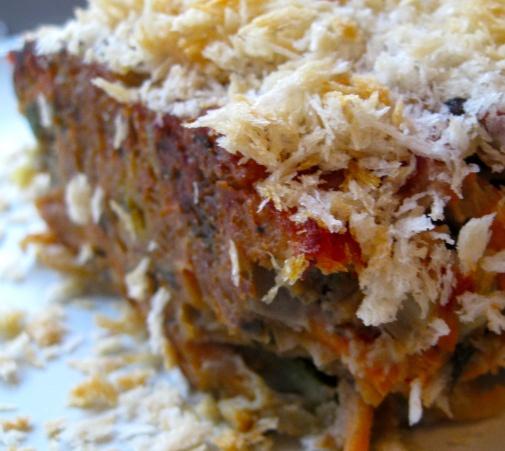 lentil loaf | Food...healthy and not so! | Pinterest