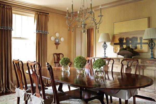 Liz Williams Interiors Dining Room Design Pinterest
