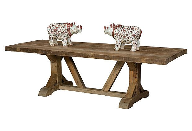 Provence Dining Table On