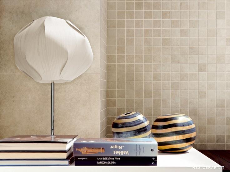 Coprire la vostra casa con questo colore beige neutro sabbia dalla collezione rex pietra del - Beltrame arredo bagno ...