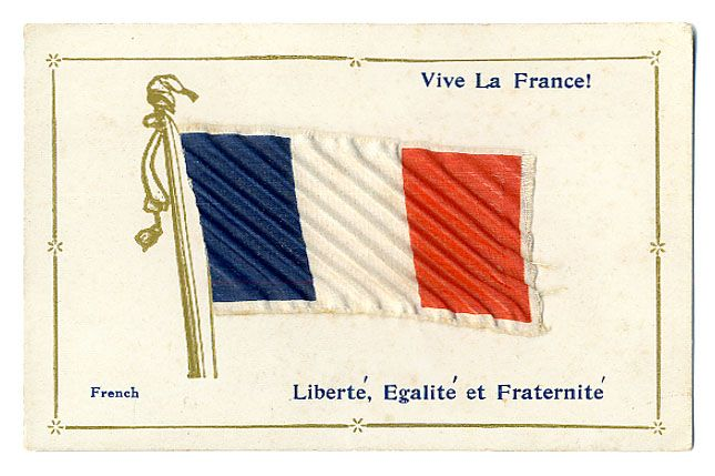 bastille day cards