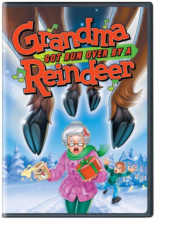 Grandma Got Run Over By a Reindeer   Christmas Entertainment   Pinter ...