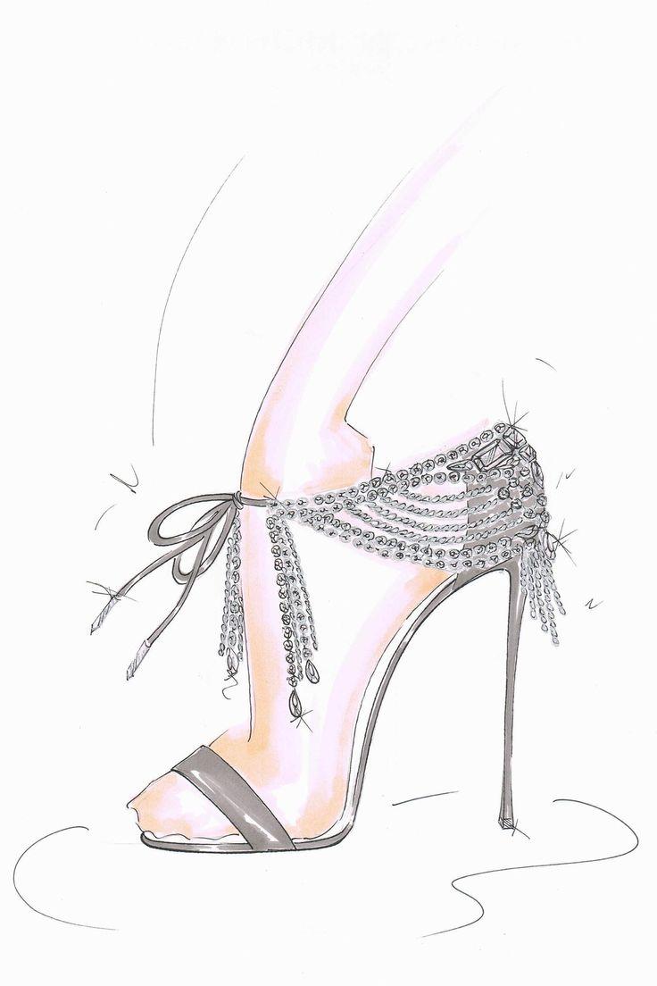 Olivia Palermo Shoe Designer Collaboration Aquazzura