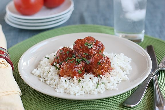 Slow-Cooker Tamale Balls Recipe from Taste and Tell (I am intrigued by ...