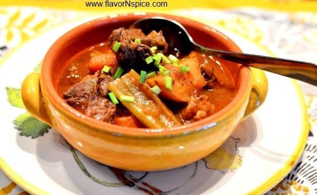 Beer Beef Stew | Comfort Food | Pinterest