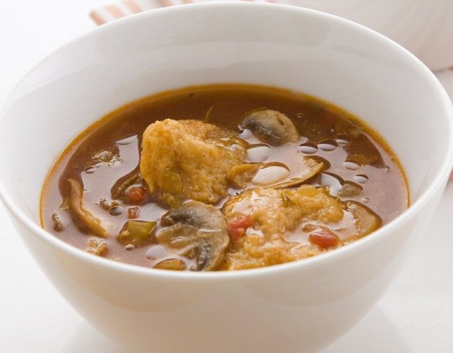 Porcini Mushroom Soup | Recipe
