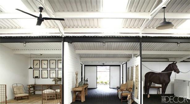 Degeneres Luxury Barn Beautiful Homes Interiors Decor Pi