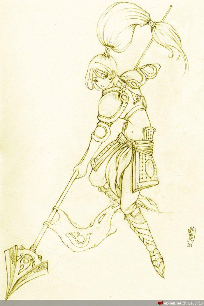 female xin zhao - photo #19