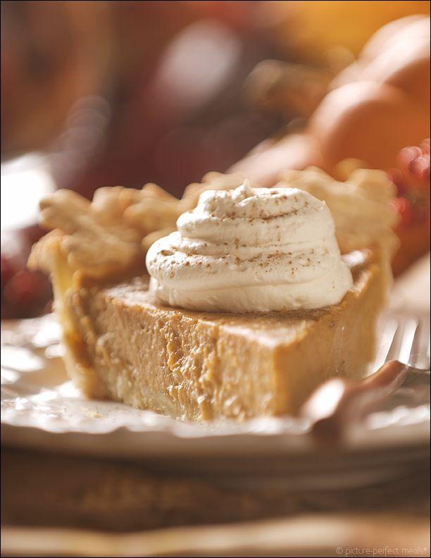 My new pumpkin pie recipe with marscapone.