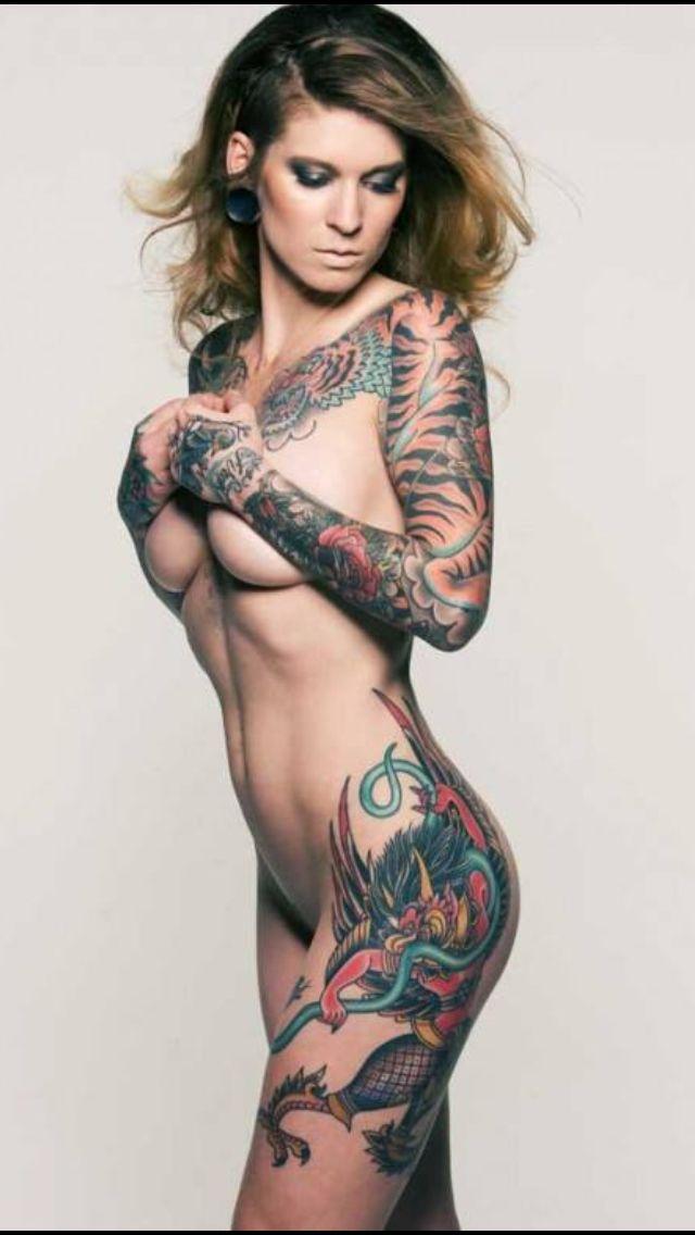 image China tattoo lady oral sex
