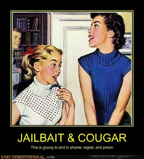 Cougar Women Meme
