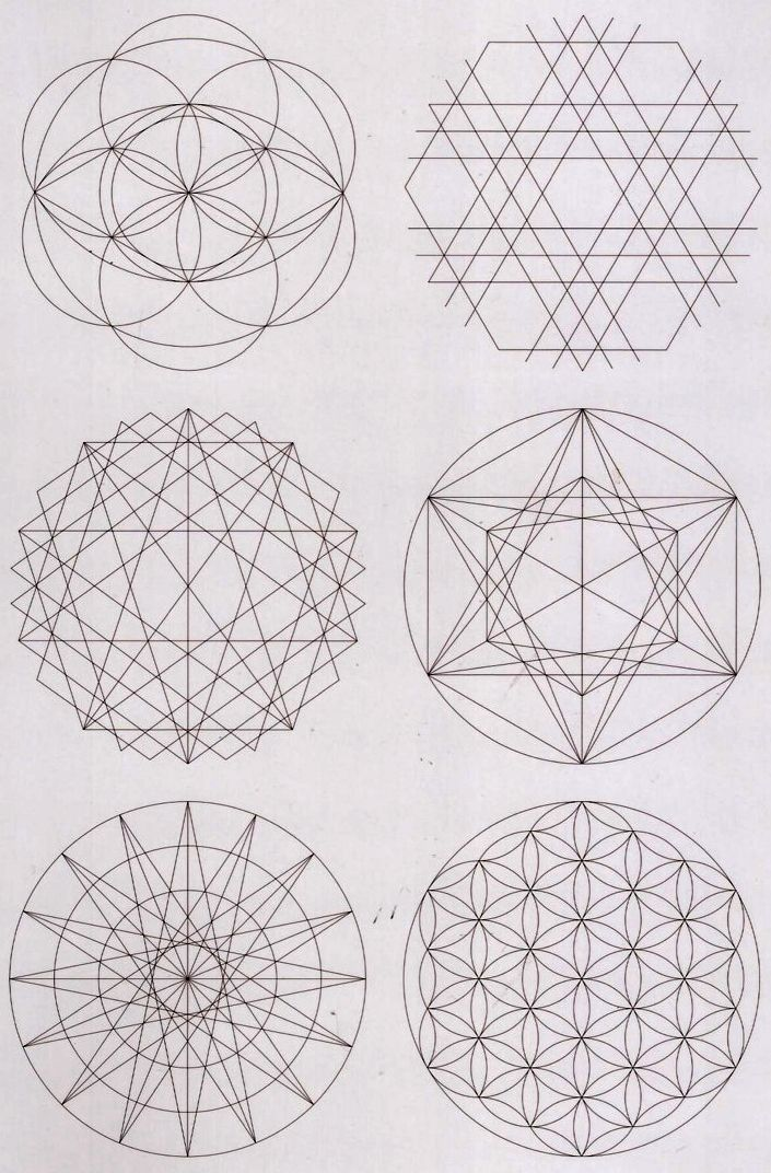 geometric pattern circles | i ♥ geometry | Pinterest