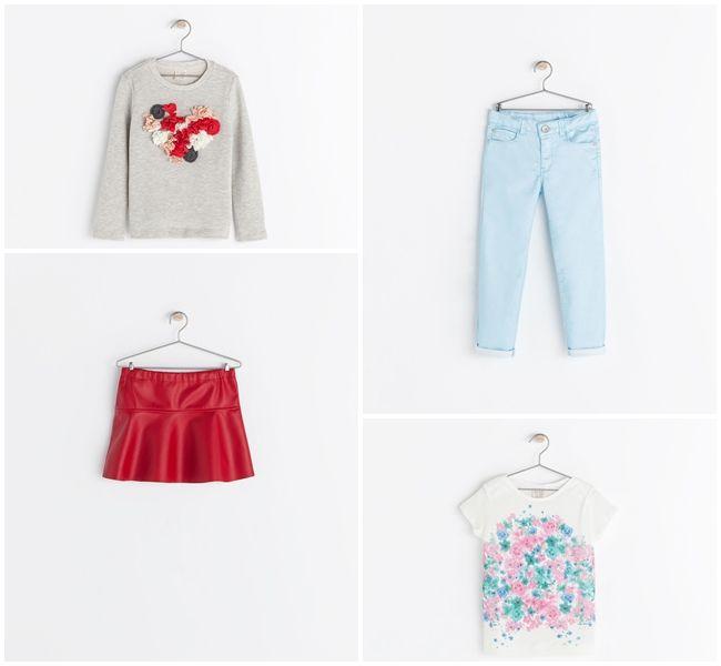 Zara niño y niña últimas novedades colección primavera verano