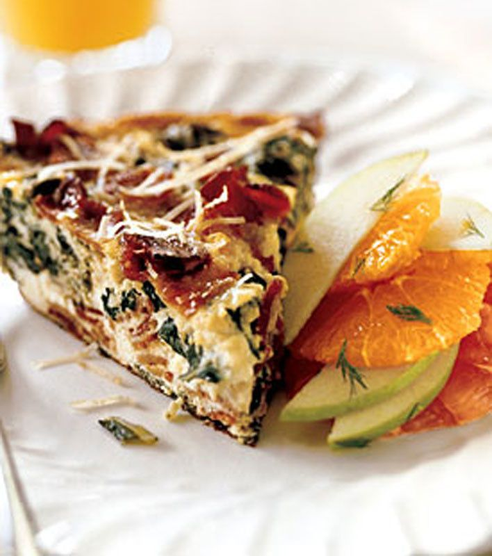 Pin by Kris Tremblay on Easy Breakfast Quiche | Pinterest