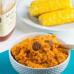 Mashed Sweet Potatoes | Yummy Magazine | Pinterest