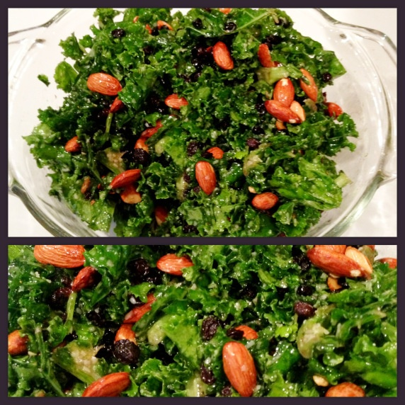 Kale Salad | food | Pinterest