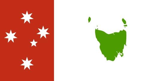 australian states flags