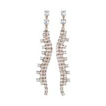 Irene Neuwirth Rose Gold & Diamond Earrings