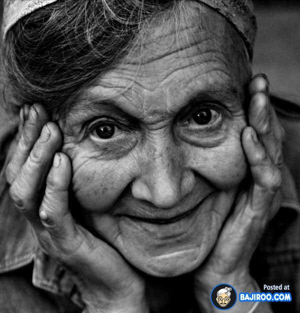 Image Gallery of Heart Winning Smile of Old People (12 Photos)