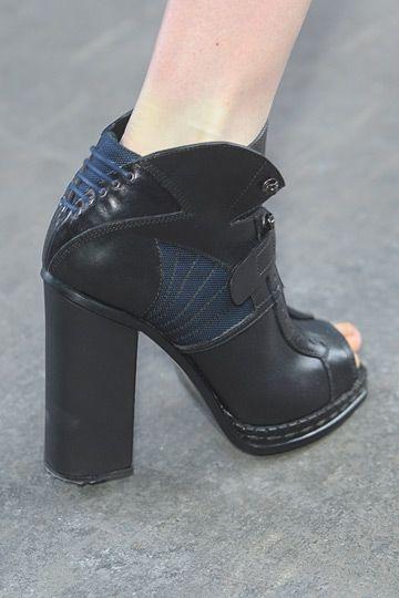 Proenza Schouler shoes 2012rtw