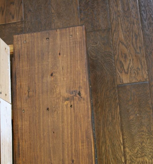 | Walnut Stain... at last! Stair Update!\-- Minwax Dark Walnut ...