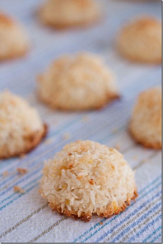 Coconut Macaroons (Gluten-free, Paleo) | Paleo, Primal, & Gluten Fre ...