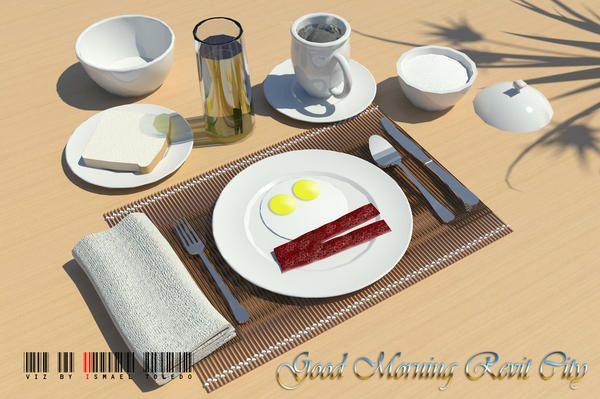 Food Meal Breakfast Table set up Revit Models  : a0f3ef2a2eb08019b8d51e6987cd66ab from pinterest.com size 600 x 399 jpeg 43kB