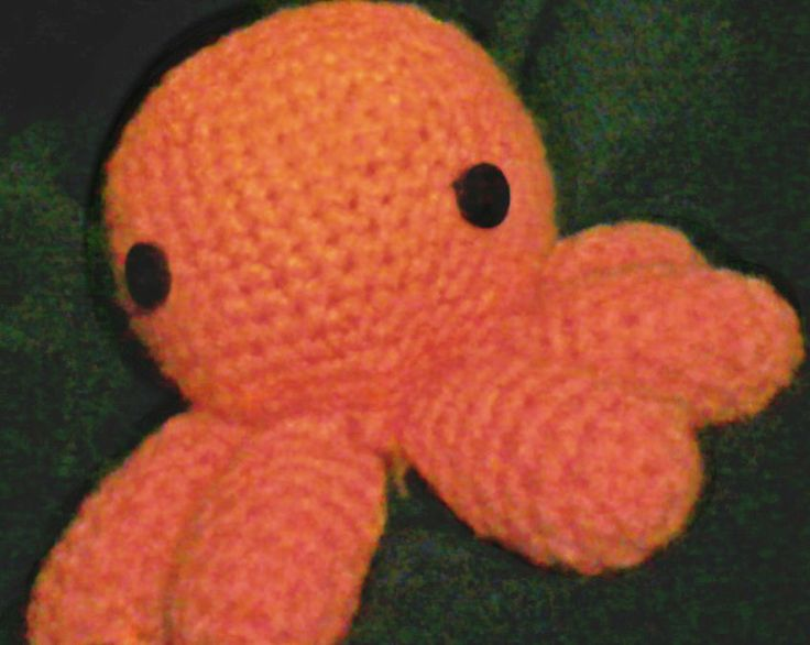 Amigurumi Octopus Anleitung : Amigurumi Octopus Crochet: Amigurumi Pinterest