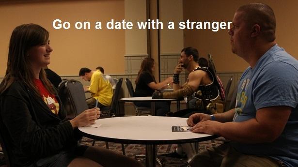 things blind date