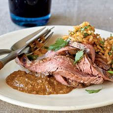 Bison Steak with Poblano Mole | New Mexican Food's Board | Pinterest