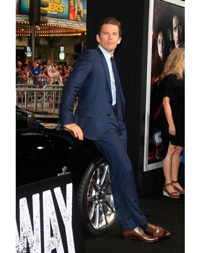 Mens Brown Dress Shoes Blue Suit Blue suit with brown shoes