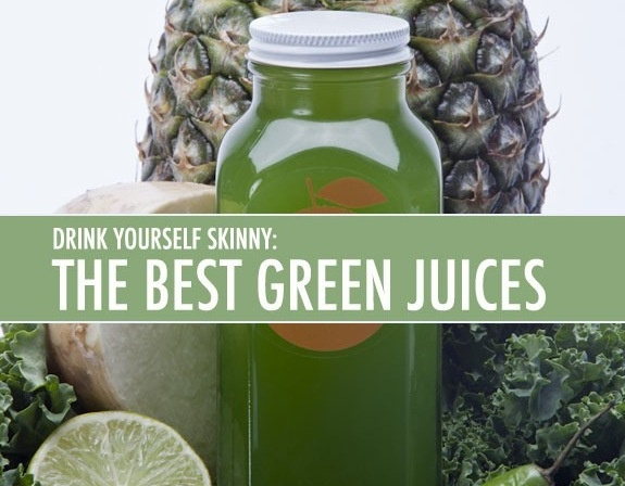 Drink yourself skinny with green juice | Health | Pinterest