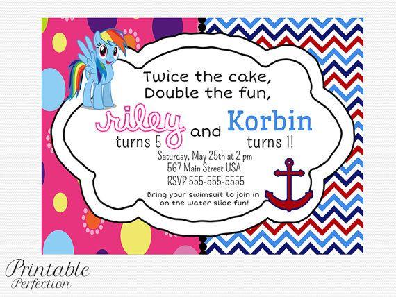 half birthday invitations