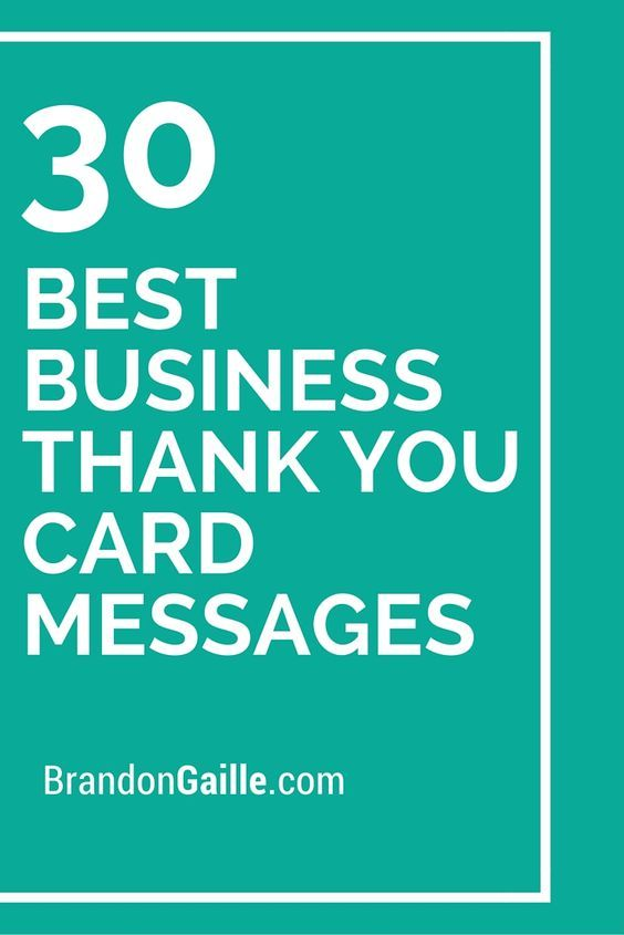 Best Ideas About Business Thank You Cards On Pinterest Thank You Card Design Thank You
