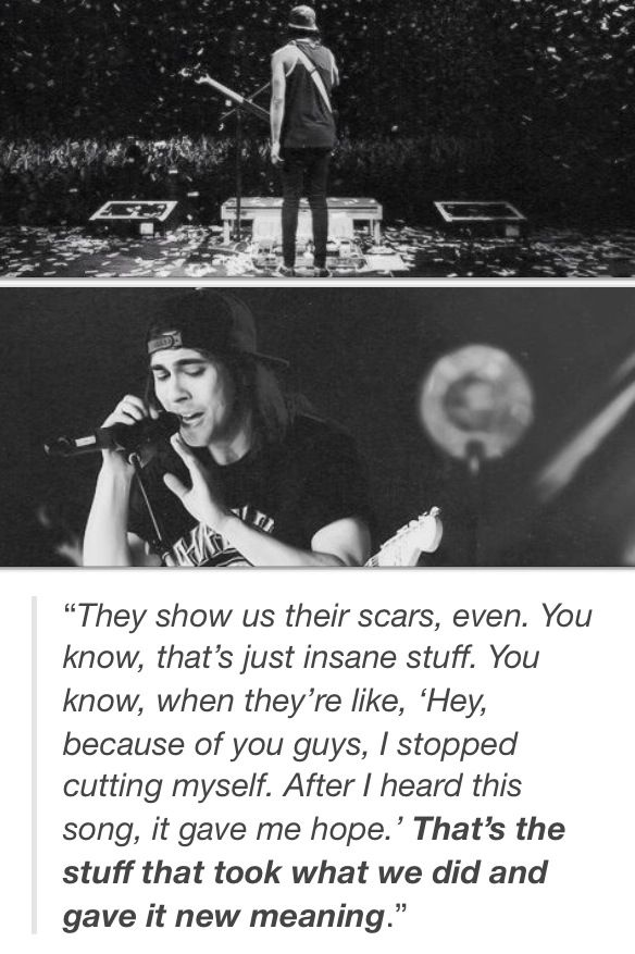 Vic Fuentes Quotes About Self Harm Vic fuentes