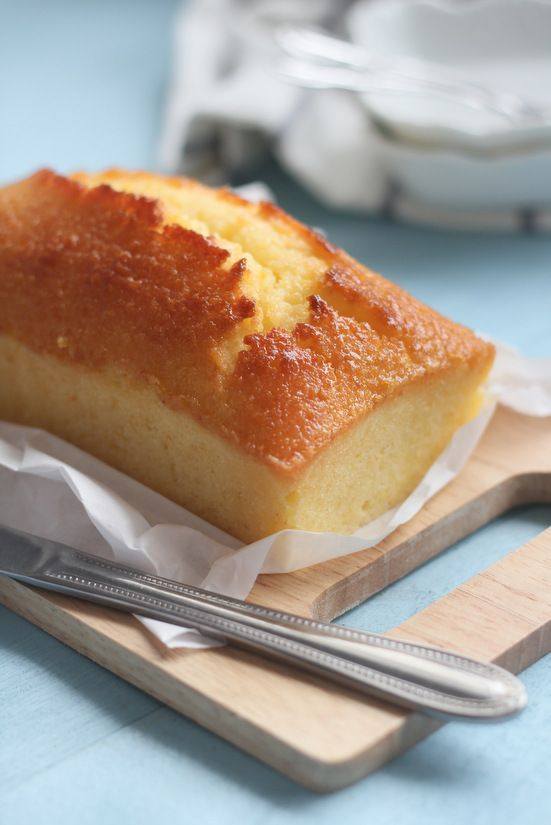 The Little Teochew: Singapore Home Cooking: Meyer Lemon Pound Cake