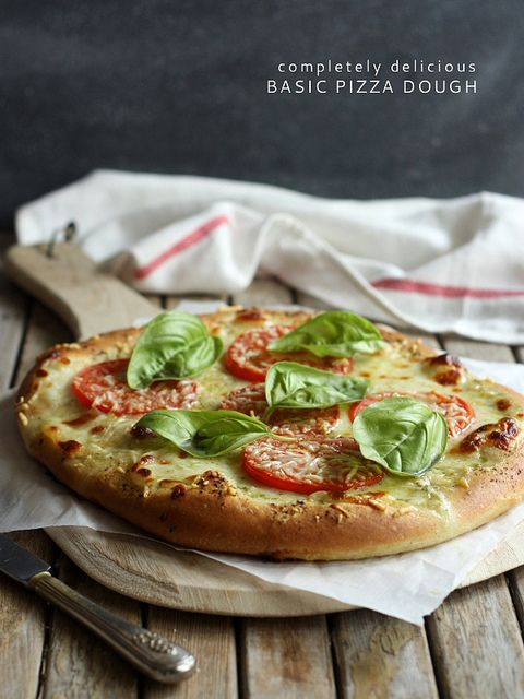 ... best basic pizza dough recept yummly best basic pizza dough recept