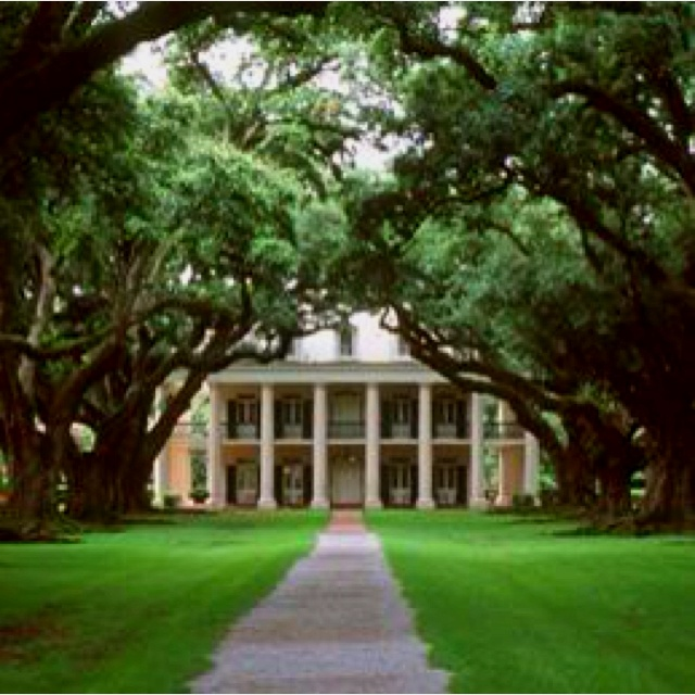 Pinterest for Southern plantation house
