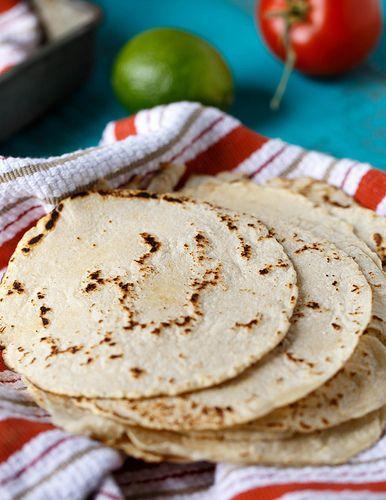 How to Make Corn Tortillas | Recipe