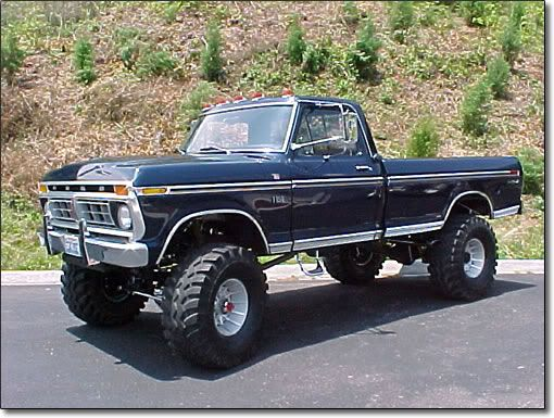 76 ford f250 high boy