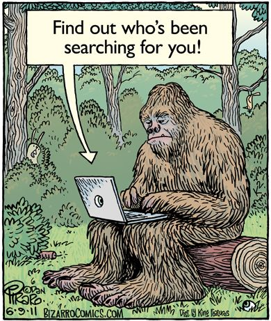 Funny Bigfoot