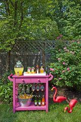 The Hostess Bar Cart $549