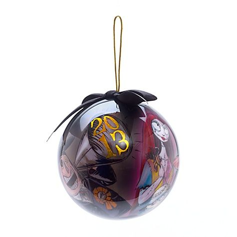 The Nightmare Before Christmas 2013 Bauble